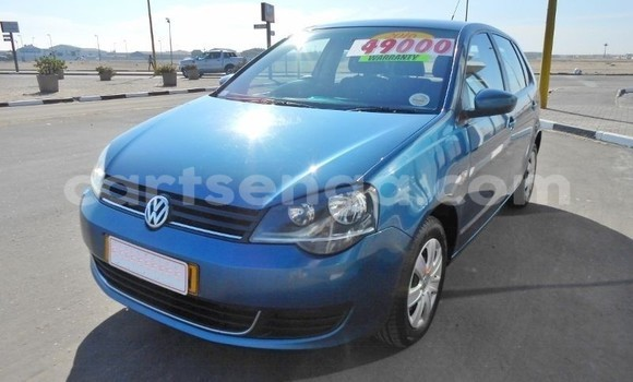 Buy Used Volkswagen Polo Blue Car in Import - Dubai in Hhohho