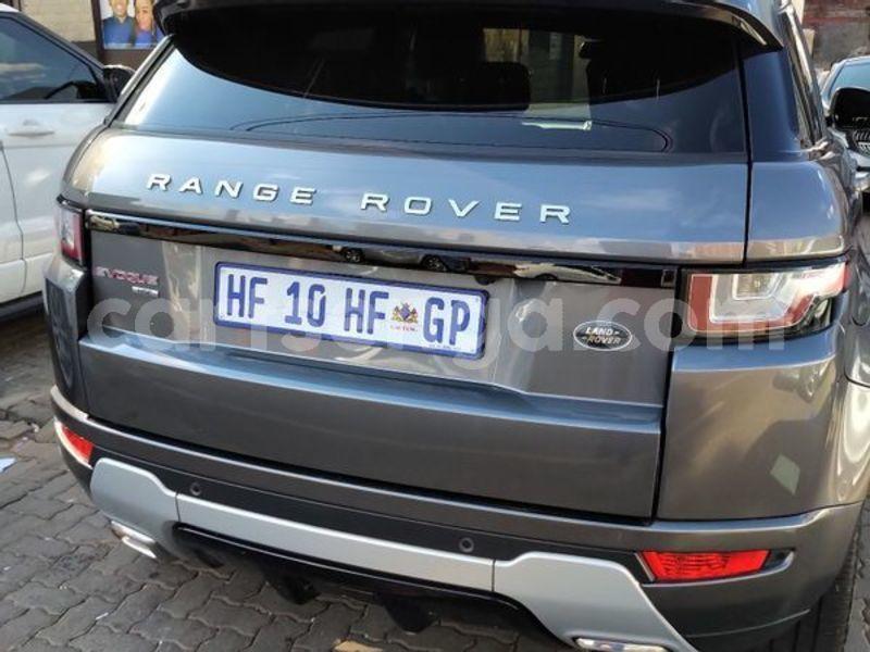 Big with watermark land rover range rover evoque hhohho ezulwini 23833