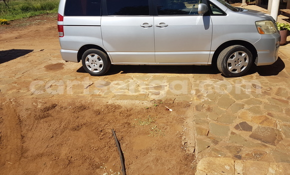 Buy Used Toyota 4Runner Silver Car in Manzini in Swaziland
