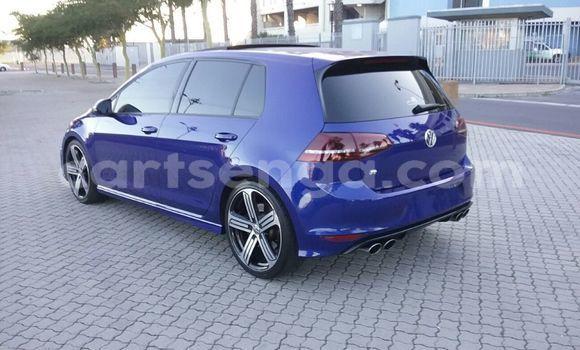 Buy Used Volkswagen Golf Blue Car in Hlatikulu in Shiselweni District