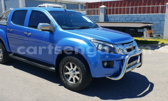 Buy Used Isuzu KB Blue Car in Import - Dubai in Hhohho