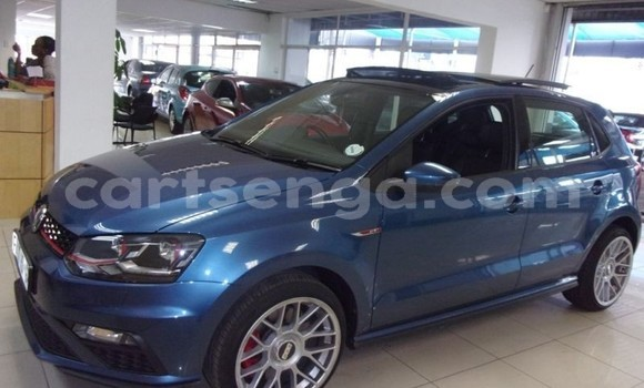 Buy Used Volkswagen Polo GTI Blue Car in Import - Dubai in Hhohho