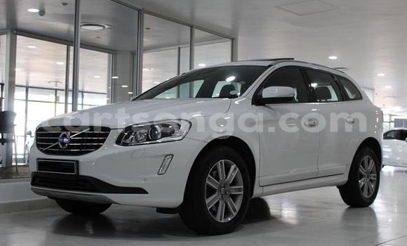 Buy Used Volvo XC60 White Car in Mbabane in Manzini