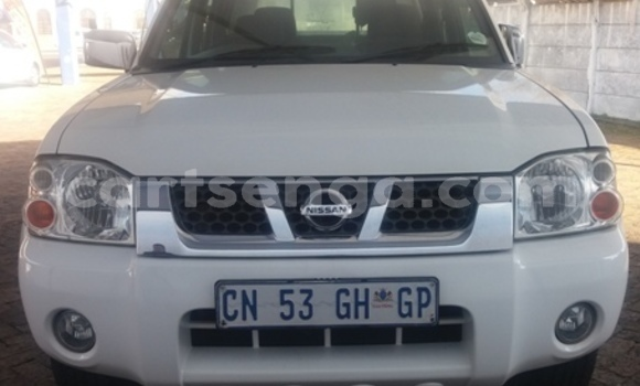 Buy Used Nissan Hardbody White Car in Bhunya in Manzini