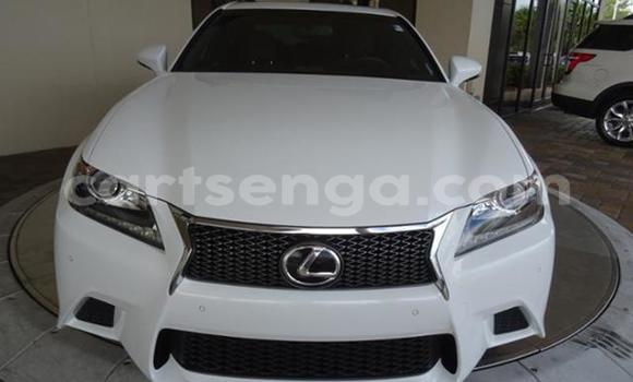 Buy Used Lexus GS White Car in Import - Dubai in Hhohho
