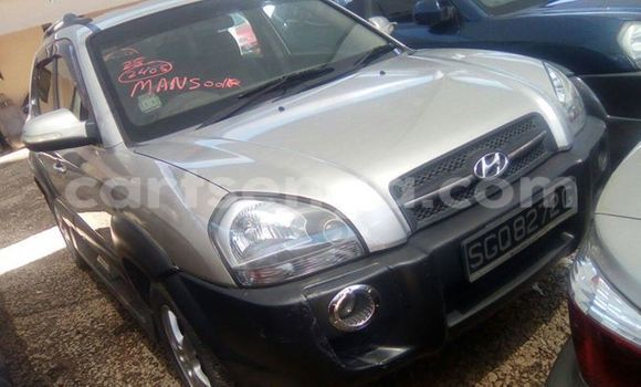 Buy Used Hyundai Accent Silver Car in Manzini in Swaziland