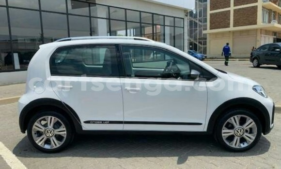 Buy Used Volkswagen up! White Car in Manzini in Manzini