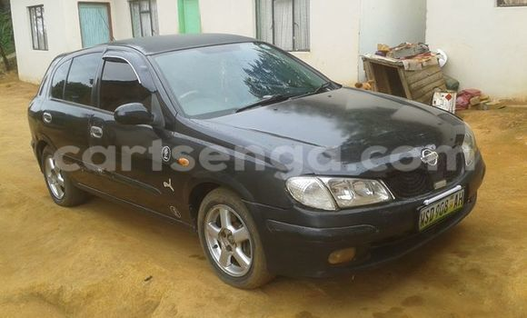Buy Used Nissan Almera Black Car in Manzini in Swaziland
