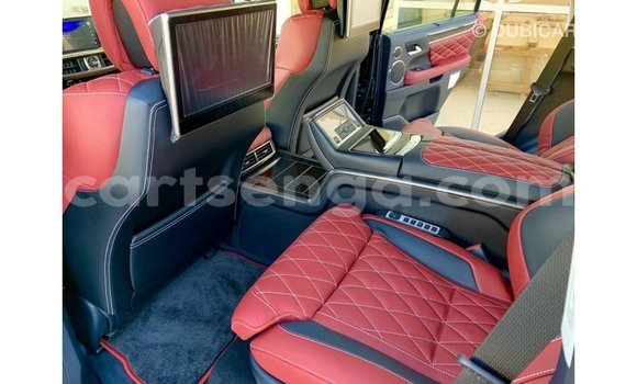 Buy Import Lexus LX White Car in Import - Dubai in Hhohho