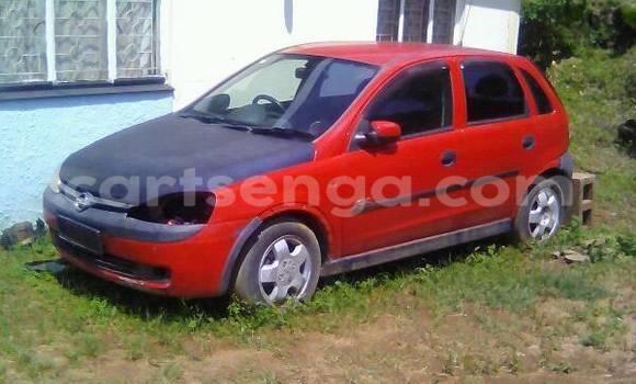 Buy Opel Corsa Red Car in Manzini in Swaziland