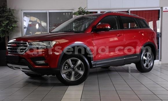 Buy Used Haval H6 Red Car in Mbabane in Manzini