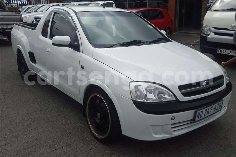 Big with watermark opel corsa utility 2007 id 62486725 type main