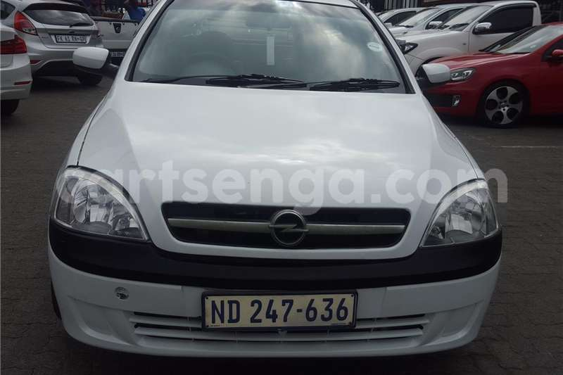 Big with watermark opel corsa utility 2007 id 62486713 type main