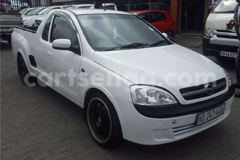 Big with watermark opel corsa utility 2007 id 62486727 type main