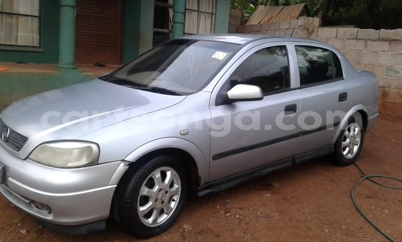 Buy Used Opel Astra Silver Car in Siteki in Swaziland