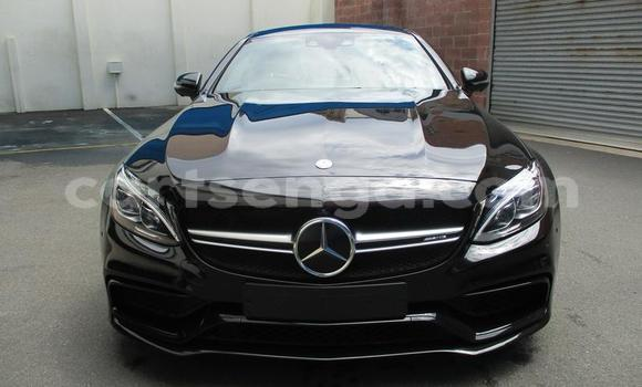 Buy Used Mercedes‒Benz C-klasse AMG Black Car in Manzini in Manzini