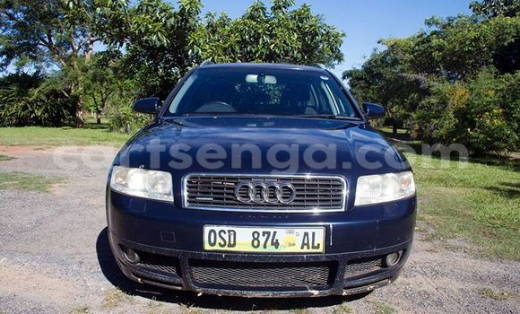 Buy Used Audi A4 Black Car in Manzini in Swaziland