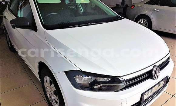 Buy Used Volkswagen Polo White Car in Bhunya in Manzini
