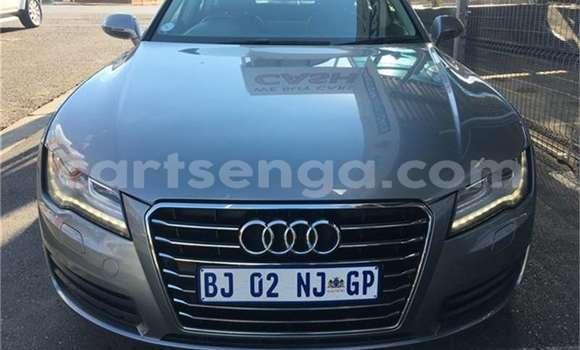 Buy Used Audi A7 Other Car in Bhunya in Manzini