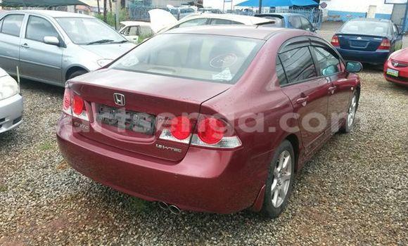 Buy Used Honda Civic Red Car in Manzini in Swaziland