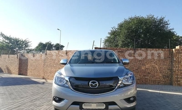 Buy Used Mazda BT-50 Silver Car in Big Bend in Lubombo District