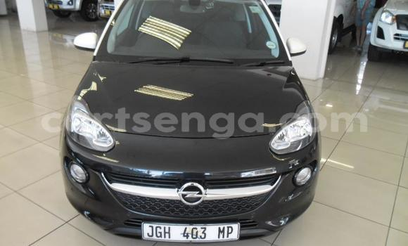 Buy Used Opel Adam Black Car in Manzini in Manzini