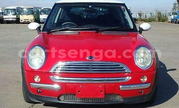 Buy Used Mini Cooper Red Car in Manzini in Swaziland
