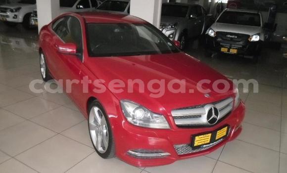 Buy Used Mercedes‒Benz C–Class Red Car in Manzini in Manzini
