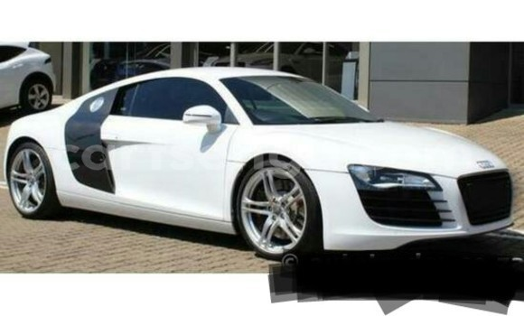 Buy Used Audi R8 White Car in Manzini in Manzini