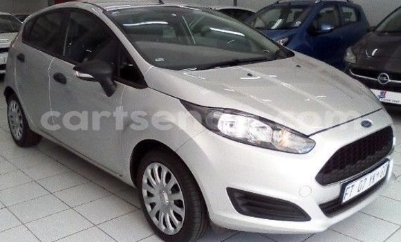 Buy Used Ford Fiesta Silver Car in Bhunya in Manzini