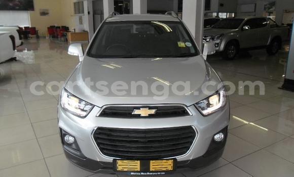 Buy Used Chevrolet Captiva Silver Car in Manzini in Manzini