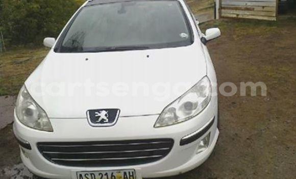Buy Peugeot 407 White Car in Manzini in Swaziland