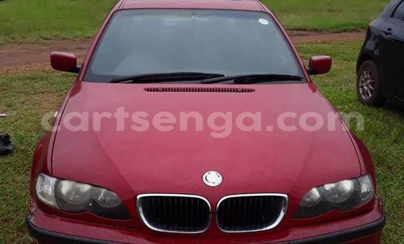 Buy Used BMW 3–Series Red Car in Manzini in Manzini