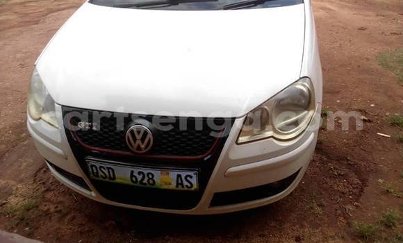 Buy Used Volkswagen Polo White Car in Manzini in Manzini