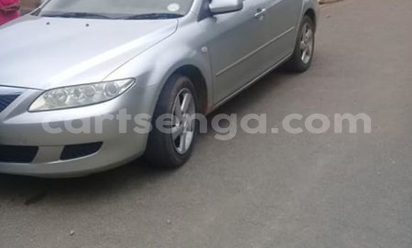 Buy Used Mazda 6 Silver Car in Mbabane in Manzini