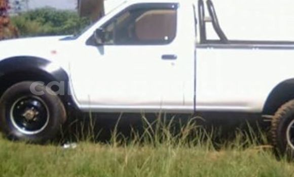 Buy Used Nissan Hardbody White Car in Mbabane in Manzini