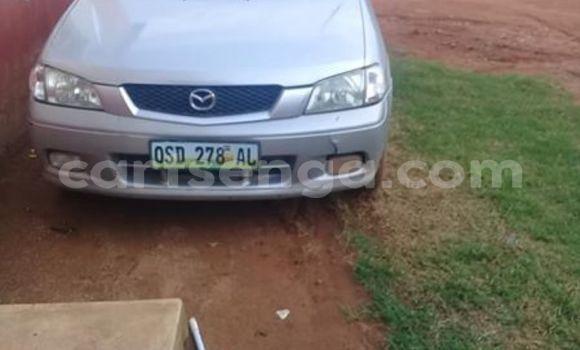 Acheter Occasion Voiture Mazda Demio Gris à Mbabane, Manzini