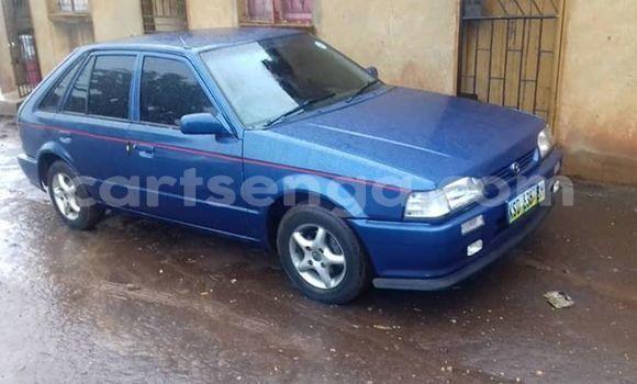 Buy Used Mazda 323 Blue Car in Mbabane in Manzini