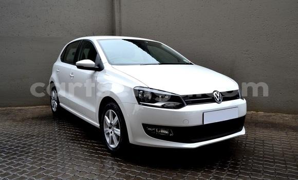 Buy Used Volkswagen Polo White Car in Manzini in Manzini