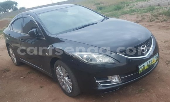 Buy Used Mazda 6 Black Car in Manzini in Manzini