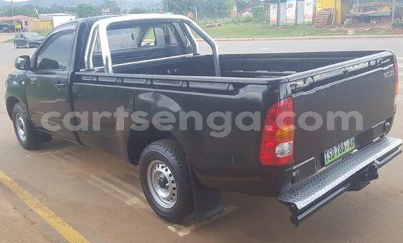 Buy Used Toyota Pickup Black Car in Manzini in Manzini