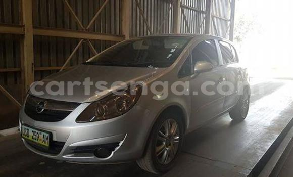 Buy Used Opel Corsa Silver Car in Manzini in Manzini