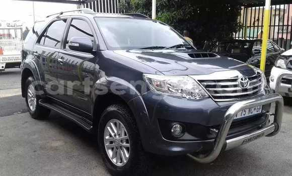 Buy Used Toyota Fortuner Other Car in Kwaluseni in Manzini