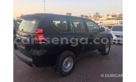 Buy Import Toyota Prado Black Car in Import - Dubai in Hhohho