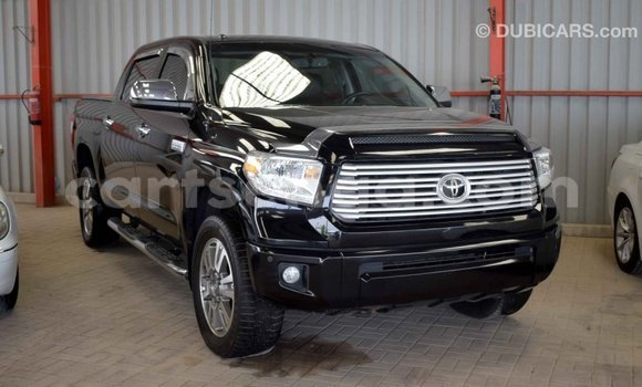 Buy Import Toyota Tundra Black Car in Import - Dubai in Hhohho