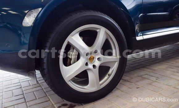 Buy Import Porsche Cayenne Green Car in Import - Dubai in Hhohho