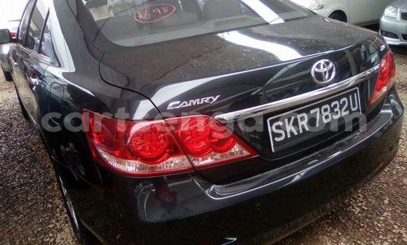 Buy Used Toyota Camry Black Car in Manzini in Swaziland