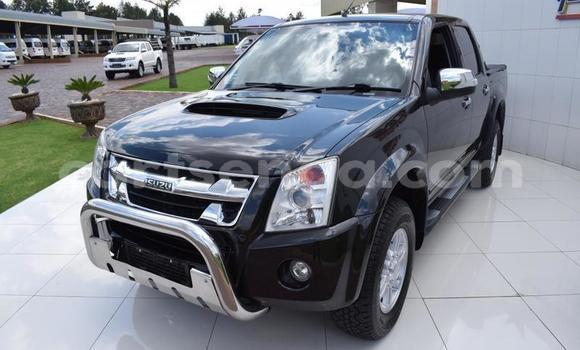 Buy Used Isuzu KB Black Car in Manzini in Manzini