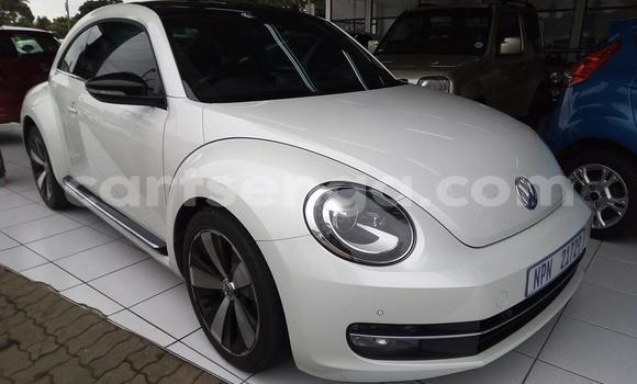 Buy Used Volkswagen Beetle White Car in Manzini in Manzini