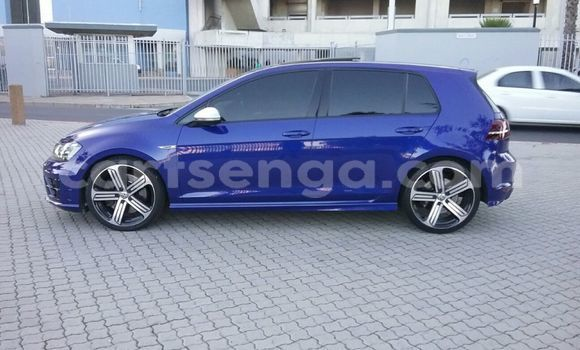 Buy Used Volkswagen Golf Blue Car in Hlatikulu in Shiselweni District